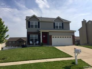 740 Chancellorsville Drive, Wentzville, MO 63385 (#19038526) :: The Becky O'Neill Power Home Selling Team