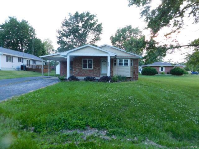 509 S Walnut Street, Pittsfield, IL 62363 (#19040864) :: RE/MAX Vision
