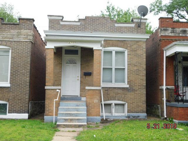 4750 Alaska Avenue, St Louis, MO 63111 (#19041290) :: Peter Lu Team