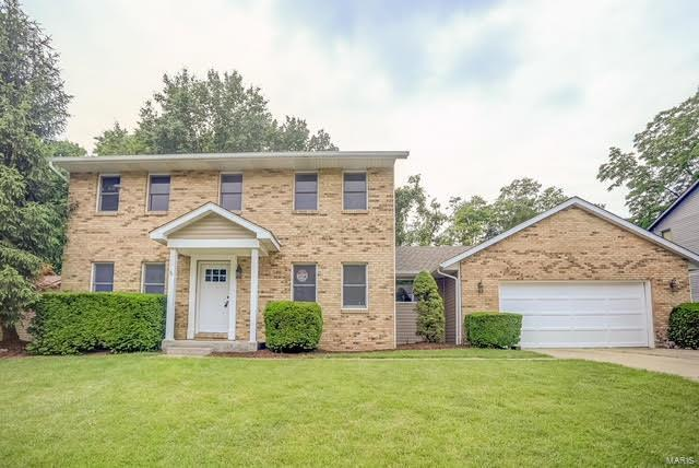 106 Timber Run Court, Collinsville, IL 62234 (#19041543) :: Holden Realty Group - RE/MAX Preferred