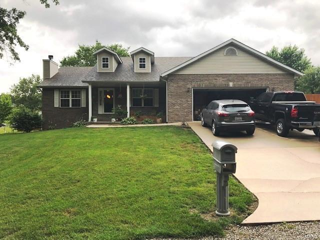 21 Hill Valley Drive, POCAHONTAS, IL 62275 (#19044105) :: RE/MAX Vision