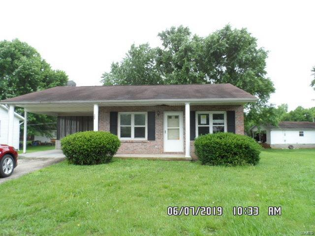309 Sherlock Drive, Fredericktown, MO 63645 (#19044510) :: Clarity Street Realty