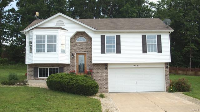 5022 Hampton Drive, Hillsboro, MO 63050 (#19044659) :: RE/MAX Vision