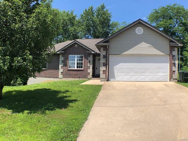 1209 Devonshire Lane, Rolla, MO 65401 (#19045032) :: RE/MAX Professional Realty