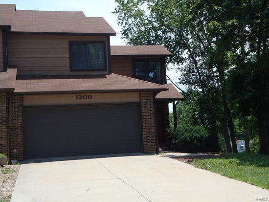 1300 Ridgewood Court, Collinsville, IL 62234 (#19045290) :: Matt Smith Real Estate Group