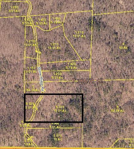 0 Stone Ridge Rd, Potosi, MO 63664 (#19045559) :: The Becky O'Neill Power Home Selling Team