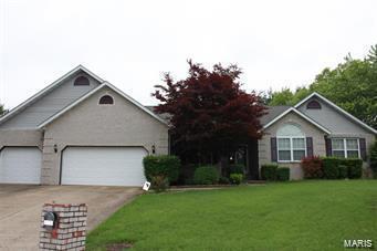 1582 Ryannie, O'Fallon, IL 62269 (#19045766) :: Matt Smith Real Estate Group
