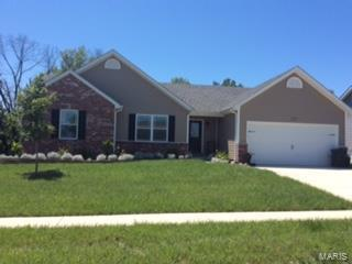 319 America, Foristell, MO 63348 (#19046929) :: Holden Realty Group - RE/MAX Preferred