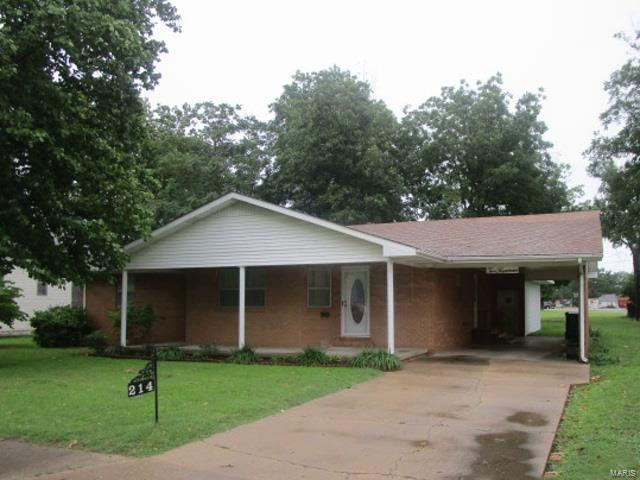 214 S Beckwith Street, Malden, MO 63863 (#19047200) :: The Kathy Helbig Group