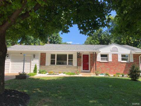 2306 Ruckert Avenue, St Louis, MO 63114 (#19047413) :: Holden Realty Group - RE/MAX Preferred