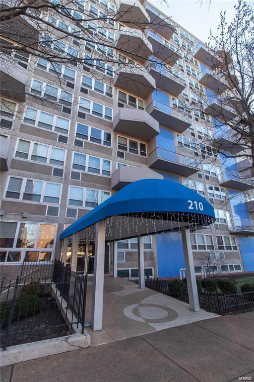 210 N 17th Street #406, St Louis, MO 63103 (#19048777) :: Holden Realty Group - RE/MAX Preferred