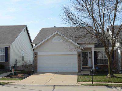 5015 Nicholas Ridge, St Louis, MO 63129 (#19049524) :: Clarity Street Realty