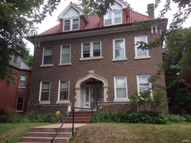 3509 Crittenden, St Louis, MO 63118 (#19049991) :: Clarity Street Realty