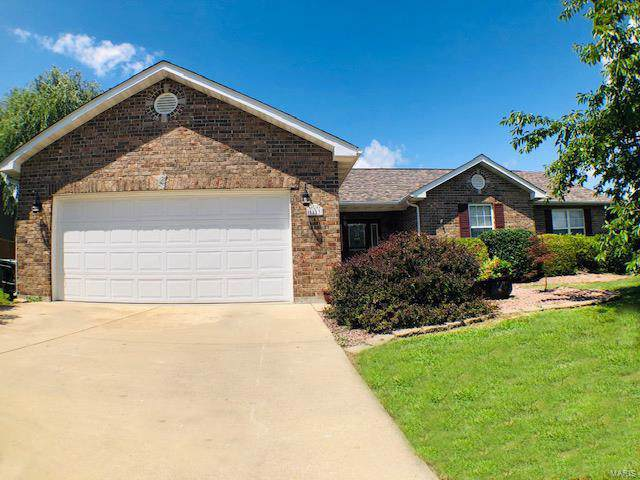 1113 Highland Drive, Rolla, MO 65401 (#19053386) :: RE/MAX Professional Realty