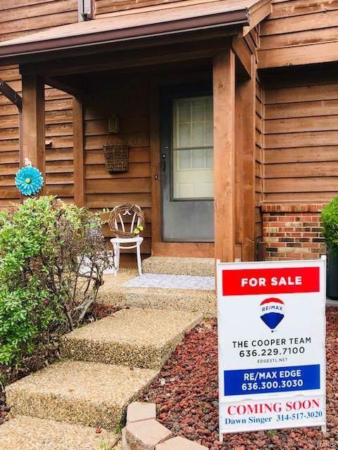 248 Cedar Grove Drive B, Saint Charles, MO 63304 (#19053445) :: Kelly Shaw Team