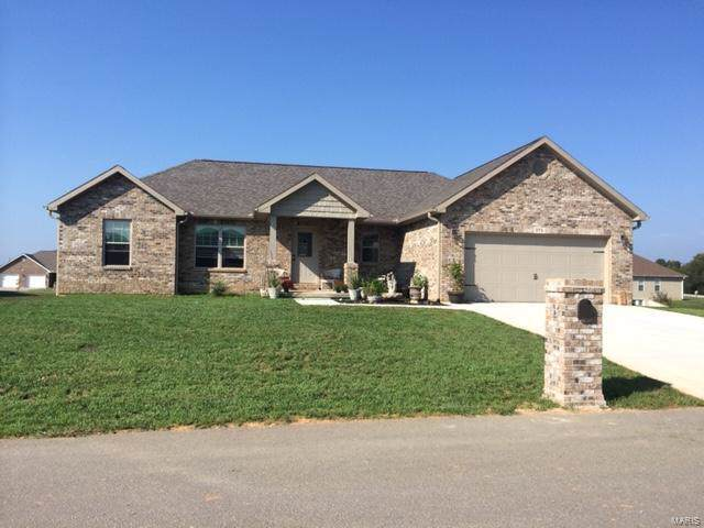 171 Cheyenne Ridge, Jackson, MO 63755 (#19053983) :: The Becky O'Neill Power Home Selling Team