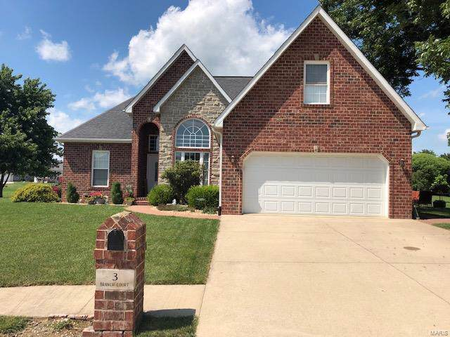3 Branch Court, TRENTON, IL 62293 (#19054007) :: The Becky O'Neill Power Home Selling Team