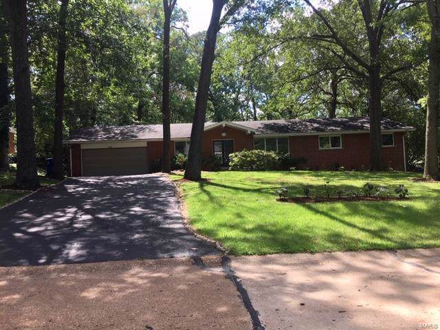 8900 Rock Forest Drive, St Louis, MO 63123 (#19054048) :: RE/MAX Professional Realty
