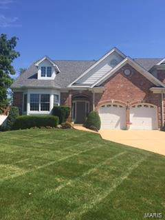 343 Waverly Place Court, Chesterfield, MO 63017 (#19054657) :: Kelly Hager Group   TdD Premier Real Estate