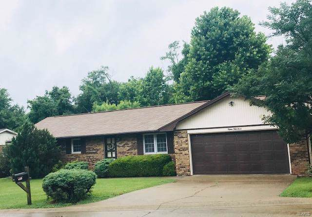 1557 Briarcliff Drive, Cape Girardeau, MO 63701 (#19055065) :: RE/MAX Professional Realty