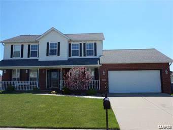 2622 Cascade Lake, Belleville, IL 62221 (#19056579) :: Matt Smith Real Estate Group