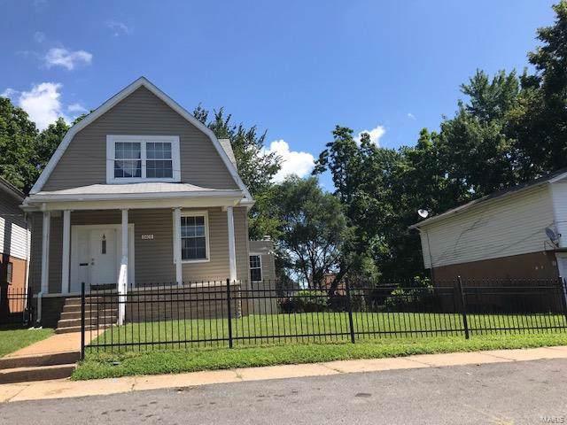 6409 Wellsmar Avenue, St Louis, MO 63133 (#19057880) :: Clarity Street Realty
