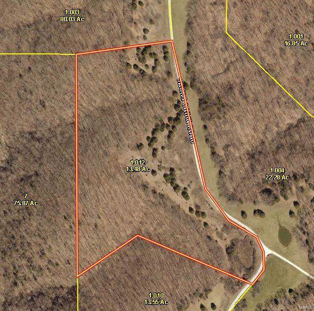 0 Jacks Cabin Rd, 13.48 Acres, Warrenton, MO 63383 (#19059148) :: The Becky O'Neill Power Home Selling Team