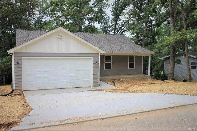 1039 Cherry, Catawissa, MO 63015 (#19059384) :: Holden Realty Group - RE/MAX Preferred