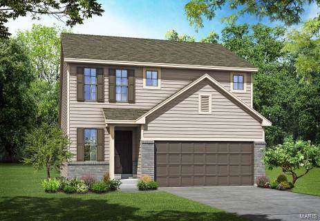 50 Huntleigh Woods Court, Wentzville, MO 63385 (#19060014) :: The Becky O'Neill Power Home Selling Team