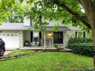 710 Levin Drive, O'Fallon, MO 63366 (#19060435) :: The Becky O'Neill Power Home Selling Team