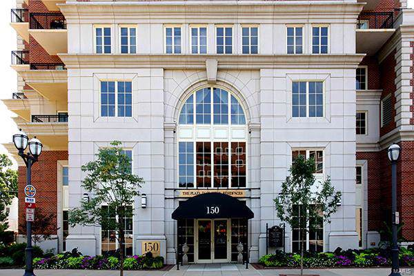 150 Carondelet Plaza #402, Clayton, MO 63105 (#19060717) :: RE/MAX Professional Realty