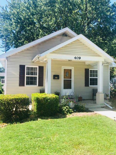 409 Albert, Cape Girardeau, MO 63703 (#19061302) :: Clarity Street Realty