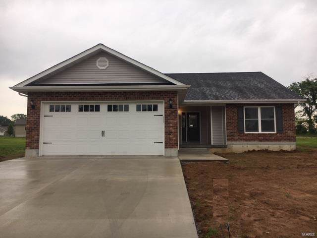 710 Timberline, Farmington, MO 63640 (#19061794) :: The Kathy Helbig Group