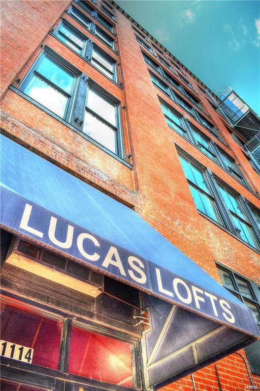 1113 Washington Avenue #206, St Louis, MO 63101 (#19064529) :: Clarity Street Realty