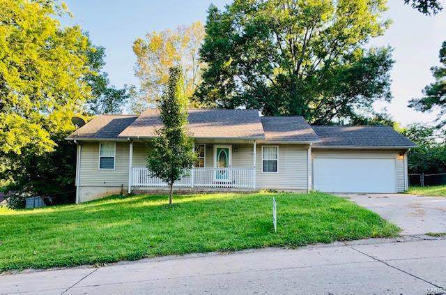 121 Green Acres Street, Cape Girardeau, MO 63701 (#19067702) :: The Kathy Helbig Group
