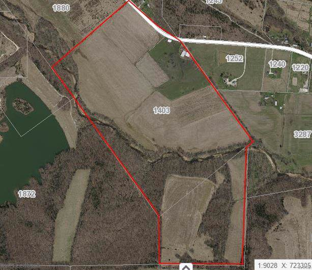 1403 Highway F   157+/- Acres, New Melle, MO 63341 (#19068110) :: Kelly Hager Group | TdD Premier Real Estate