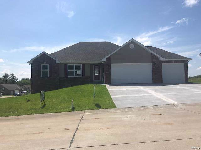 1002 Bay Hill Boulevard, Union, MO 63084 (#19068911) :: Holden Realty Group - RE/MAX Preferred