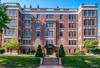 4540 Lindell Boulevard #106, St Louis, MO 63108 (#19068914) :: RE/MAX Professional Realty