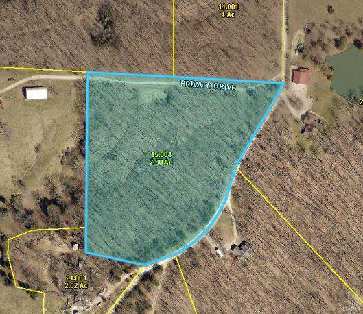 7 Acres Hoelscher Lane, Warrenton, MO 63383 (#19069721) :: The Becky O'Neill Power Home Selling Team