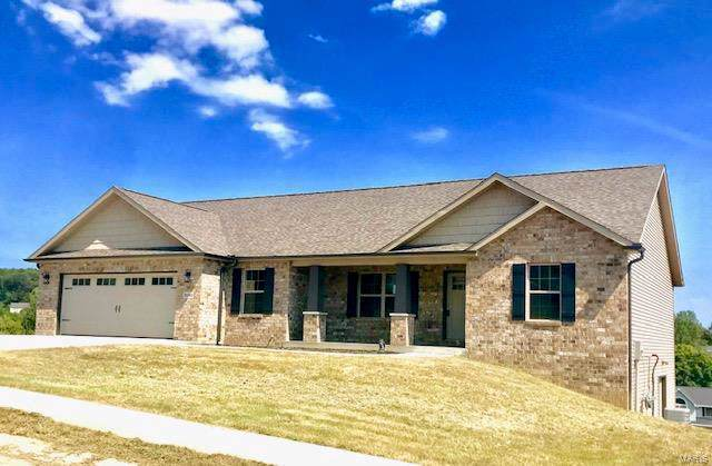 3582 Millview Crossing, Cape Girardeau, MO 63701 (#19069864) :: Clarity Street Realty