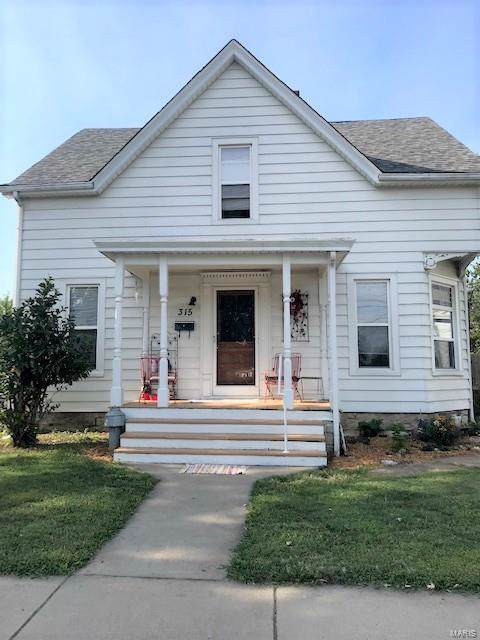 315 E Prairie Street, Jerseyville, IL 62052 (#19069957) :: Holden Realty Group - RE/MAX Preferred