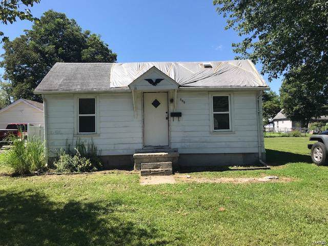 209 Curtis, Jerseyville, IL 62052 (#19070464) :: Holden Realty Group - RE/MAX Preferred