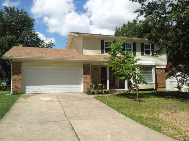 837 Summerview Drive, Saint Charles, MO 63304 (#19071496) :: Holden Realty Group - RE/MAX Preferred