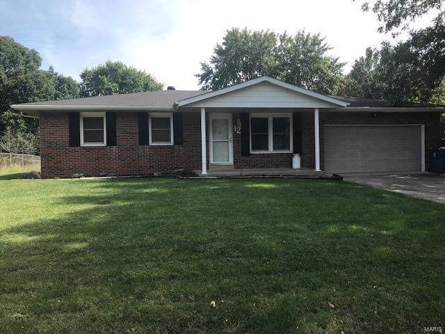 12 Tanbark Drive, New Baden, IL 62265 (#19072856) :: The Becky O'Neill Power Home Selling Team