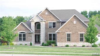 8420 Rock Ridge, Edwardsville, IL 62025 (#19073723) :: RE/MAX Professional Realty