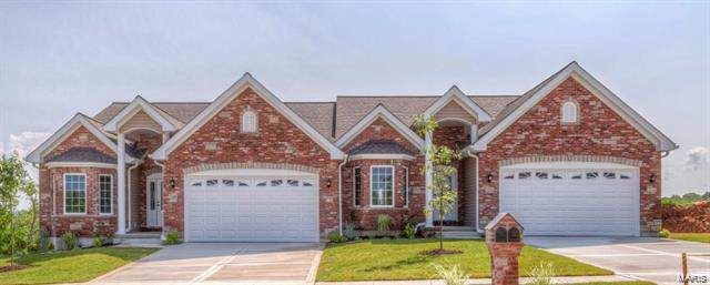 156 Bogey Boulevard, Arnold, MO 63010 (#19075088) :: The Becky O'Neill Power Home Selling Team