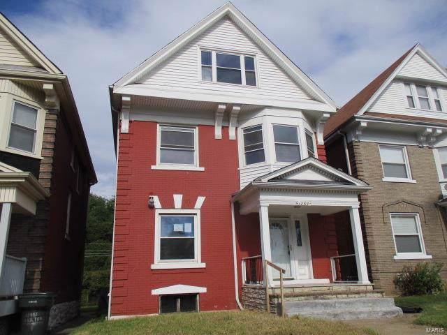 1269 Hamilton Avenue, St Louis, MO 63112 (#19075404) :: Matt Smith Real Estate Group
