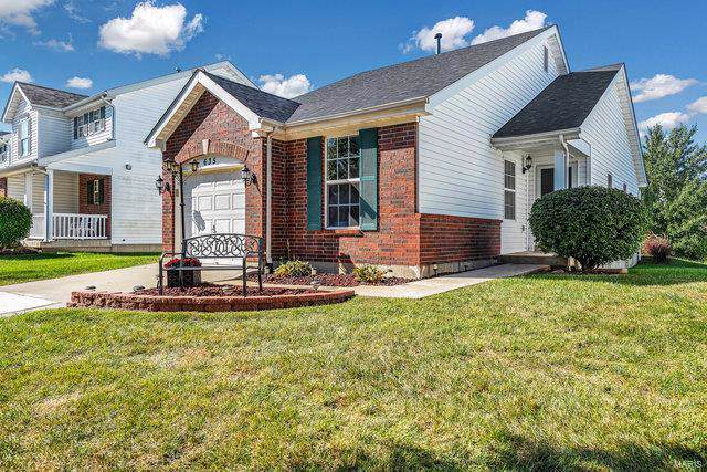 635 Homerun Drive, O'Fallon, MO 63366 (#19075601) :: RE/MAX Professional Realty