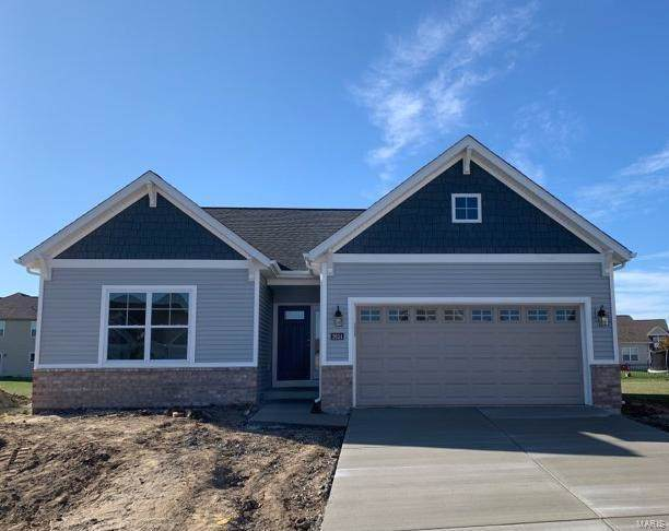 2624 Beacon Point, Shiloh, IL 62221 (#19075668) :: Holden Realty Group - RE/MAX Preferred