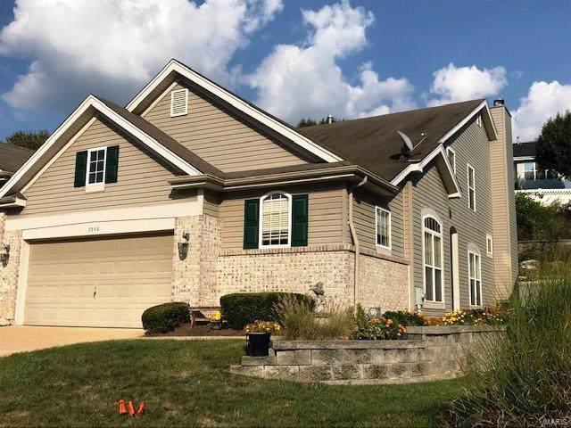 5546 Aberdour Lane, St Louis, MO 63129 (#19076062) :: Matt Smith Real Estate Group